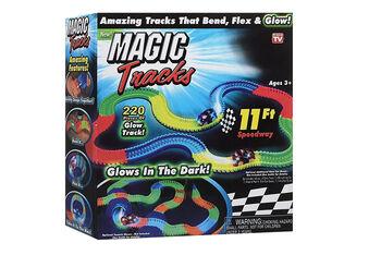 Трек детский гибкий Magic Tracks 220 деталей