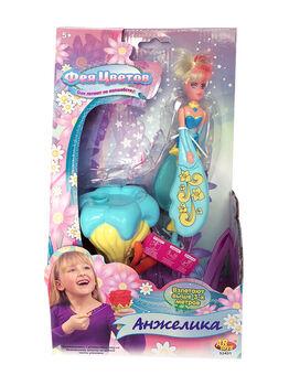 Кукла Sky Dancers Angelica, в наборе с запускающим устройством