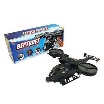 Вертолет, на батарейках, световые и звуковые эффекты