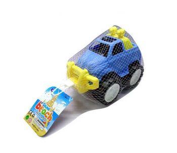 Машинка Джип, пластмассовая, сетка, 20x12x14см