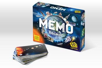 Игра Мемо Космос(50 карточек)