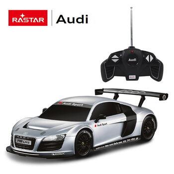 Радиоуправляемая машина Rastar 53600 Audi R8 LMS 1:18 Цвет Серебряный