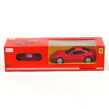 Машина Rastar 46500 Ferrari California 1:24, цвет красный