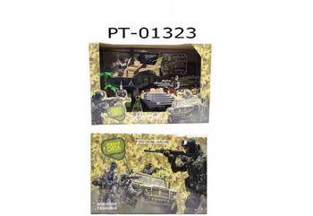 Боевая сила. Набор военной техники с фигуркой и аксессуарами