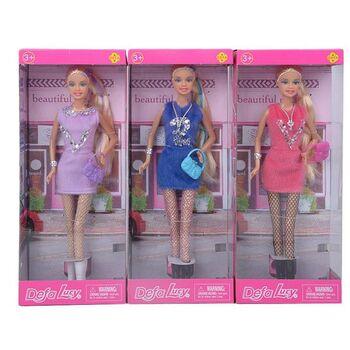 Кукла Defa. Lucy Гламурная вечеринка, 3 вида в ассортименте