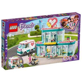 Конструктор LEGO Friends Городская больница Хартлейк Сити