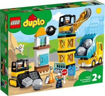 Конструктор LEGO DUPLO Town Шаровой таран