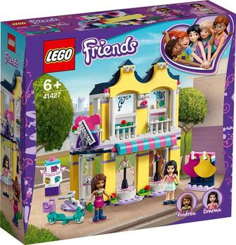 Конструктор LEGO Friends Модный бутик Эммы