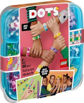 Конструктор LEGO DOTS Большой набор для создания браслетов