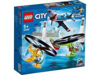 Конструктор LEGO CITY Airport Воздушная гонка
