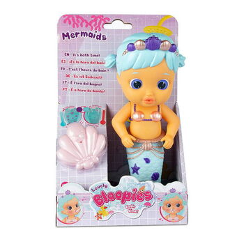 Кукла IMC Toys Bloopies для купания Lovely русалочка, 26 см
