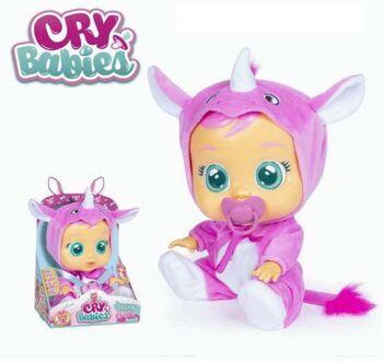 Кукла IMC Toys Cry Babies Плачущий младенец Sasha, 31 см