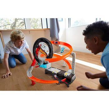 Hot Wheels® Сити игровой набор Шиномонтажная мастерская