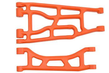Запчасть для радоиуправляемых моделей машин X-Maxx Upper & Lower A-arm - Orange