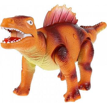 Радиоуправляемый динозавр - Диметродон (38 см, свет, звук) - 9983