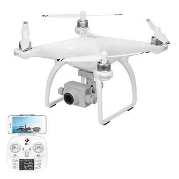Квадрокоптер XK Innovation X1 FPV GPS HD 4K 5G