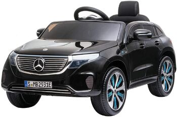Электромобиль Mercedes Benz EQC 400 4MATIC - HL378-LUX-BLACK-PAINT