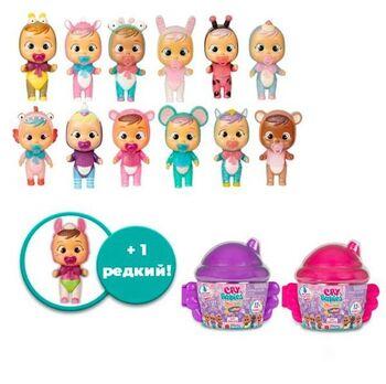 Кукла IMC Toys Cry Babies Magic Tears серия FANTASY WINGED HOUSE, 12 видов в ассортименте