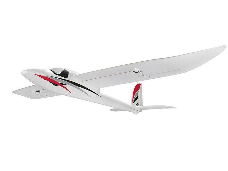 Радиоуправляемый планер Top RC SKY SURFER красный 1400мм 2.4G 4-ch LiPo RTF