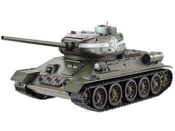 Радиоуправляемый танк Heng Long T-34/85 Original Version V6.0 2.4G 1/16 RTR