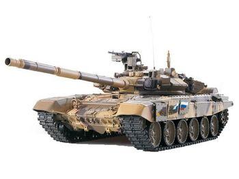 Радиоуправляемый танк Heng Long T-90 Original Version V6.0  2.4G RTR 1/16