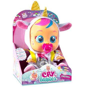 Кукла IMC Toys Cry Babies Плачущий младенец, Серия Fantasy, Dreamy, 31 см