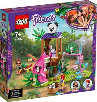 Конструктор LEGO Friends Джунгли: домик для панд на дереве
