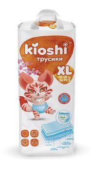 Подгузники-трусики KIOSHI XL 12-18кг 36шт