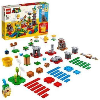 Конструктор LEGO Super Mario Твои уровни! Твои Приключения!