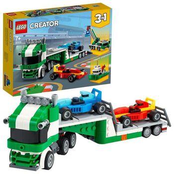 Конструктор LEGO Creator Транспортировщик гоночных автомобилей