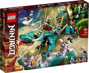 Конструктор LEGO Ninjago Дракон из джунглей