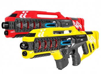 Набор для лазертага Winyea Call of Life Star-Team (2 автомата, красный и желтый) - W7006D