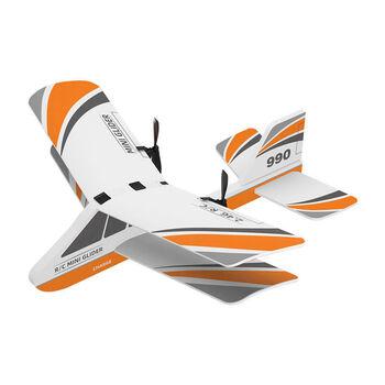 Радиоуправляемый мини планер Mini Glider - CS-990-ORANGE