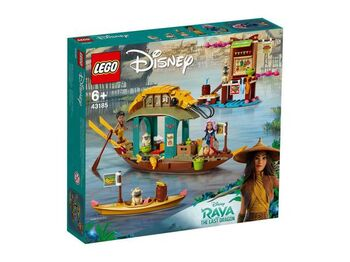 Конструктор LEGO DISNEY PRINCESS Лодка Буна