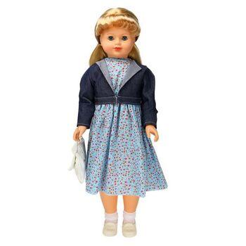 Кукла Весна Снежана кэжуал пластмассовая озвученная 83 см