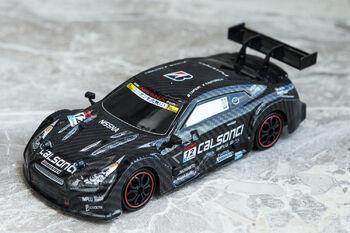 Радиоуправляемая машина для дрифта Nissan GTR R35 Nismo 1:18 4WD 2.4g черный