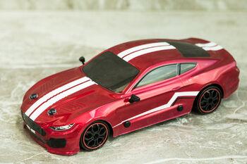 Радиоуправляемая машина для дрифта Ford Mustang 1:18 4WD 2.4g красный