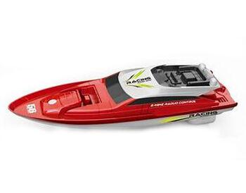 Катер на радиоуправлении NQD Racing Red 757-5005 2.4G 1:14 красный 34 см