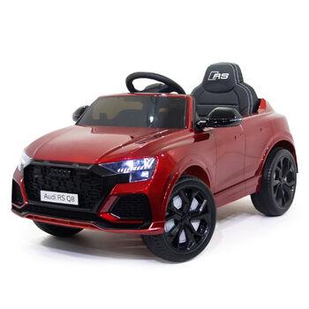 Детский электромобиль Audi RS Q8 12V 2WD - HL518-LUX-RED-PAINT