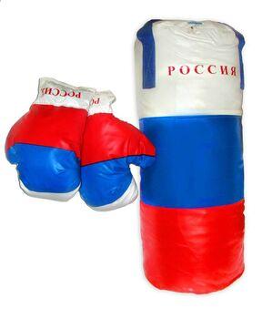 Боксерский набор Россия средний