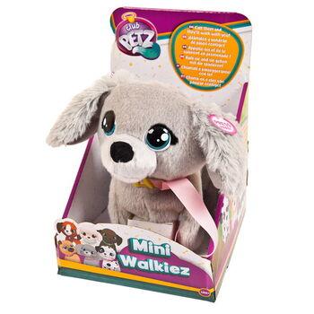 Club Petz Щенок Mini Walkiez Poodle интерактивный, ходячий, со звуковыми эффектами