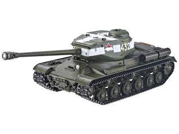 Радиоуправляемый танк Taigen TG3928-1B ИС-2 модель 1944, СССР, зеленый, 2.4G 1:16