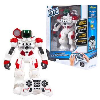 Робот на р/у Xtrem Bots: Защитник, световые и звуковые эффекты