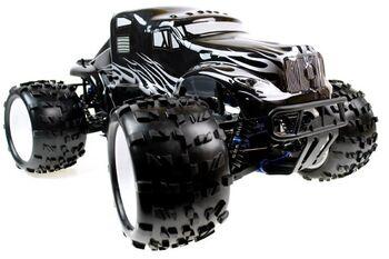 Радиоуправляемый джип HSP Electro Monster Truck Nokier 4WD Li-Po Battery 1:8