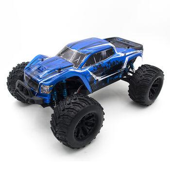 Радиоуправляемый джип HSP Wolverine PRO 94701PRO-70194 4WD 1:10 2.4G синий