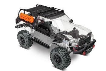 Радиоуправляемая машина Traxxas TRX-4 Sport Unassembled Kit 4WD