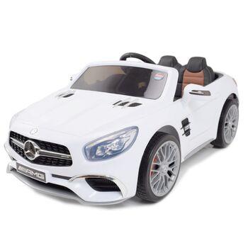 Электромобиль Mercedes-Benz SL65 White 12V 2.4G - XMX602-W
