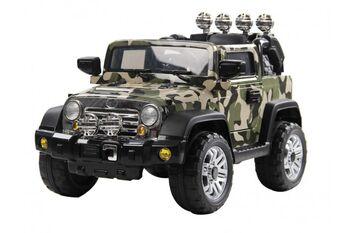 Электромобиль Beach Jeep Камуфляж