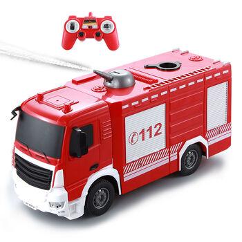 Радиоуправляемая пожарная машина Double E 1:26 2.4G - E572-003
