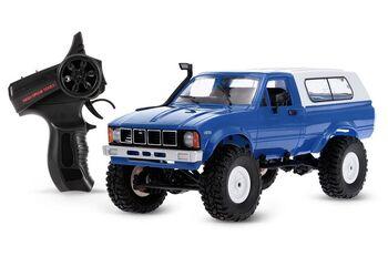 Радиоуправляемый внедорожник 1:16 электро - RC Military Truck Buggy Crawler PRO
